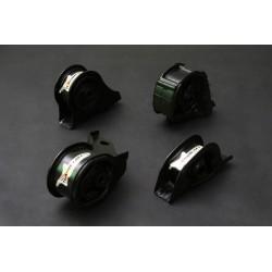 Supports Moteur Transmission Auto Hardrace Honda Civic/CRX (87-91)