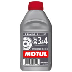 Liquide de Frein Motul DOT3/4