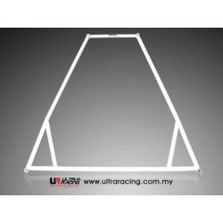 Barre de Renfort Inf. 4 Points Ultra Racing Avant Audi A4 (00-04)