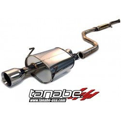 Medallion Touring Dual Muffler Rear Section Exhaust 06-07 IS250 2WD / AWD