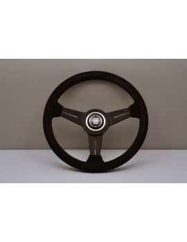 Volant Peau Retournée Nardi 340mm Finition Noire