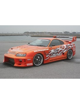 Kit Carrosserie Chargespeed Polyester Toyota Supra MK4