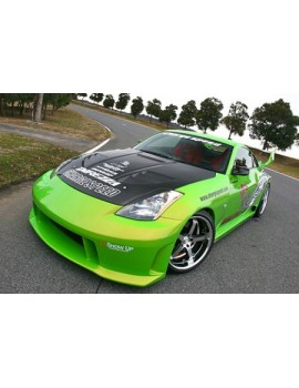 Kit Carrosserie Chargespeed Polyester Nissan 350Z