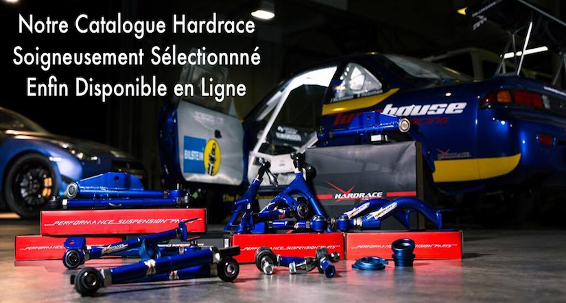 Catalogue Hardrace