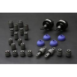 Kit Complet Silent-Blocs Hardrace Honda Civic/CRX (87-91) Sauf Vtec