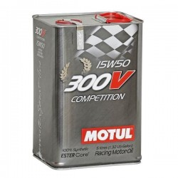 Pack Huile Motul 300V 15W50 5L + 2L