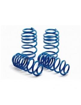 Ressorts H&R 207 1.4, 1.6, 1.6 16v Turbo, Ø ext jambe av 47 mm 4.06-