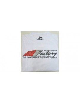 T-Shirt T-Shirt Taille M - 250gsm Blanc