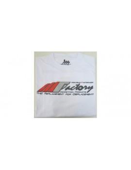 T-Shirt T-Shirt Taille XL - 250gsm Blanc