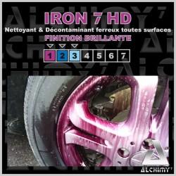 Iron 7 HD - Nettoyant & Décontaminant