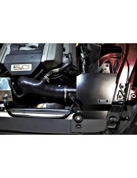 Admission Short Ram Mishimoto Ford Mustang GT 15+ Performance Prise D'air Noir Mishimoto