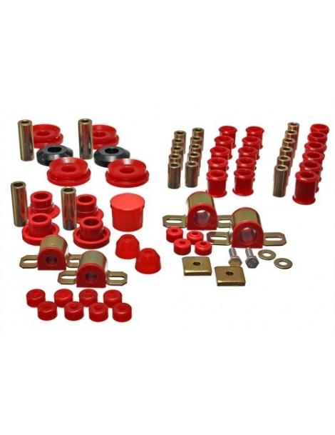 Silent-Blocs Energy Kit Hyper-Flex Master Rouge Nissan S14