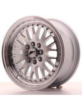 JR Wheels JR10 15x7 ET30 4x100 / 108 Argent Complet