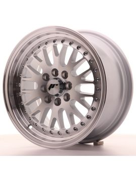 JR Wheels JR10 15x8 ET15 5x100 / 114 Argent Complet