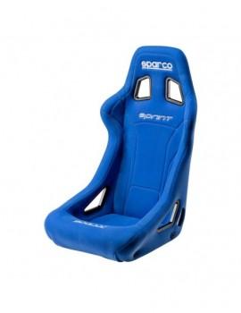 Sparco Siège Bacquet Sprint Bleu FIA