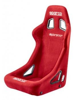 Sparco Siège Bacquet Sprint Rouge FIA