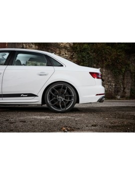 VWR - Autocollants Racingline - Noir