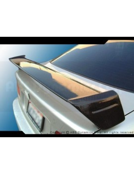 ABS Dynamics Mugen Style Aileron Fibre de Carbone