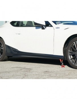 ABS Dynamics Bas de Caisse ABS Subaru BRZ 12/-