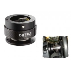 Quick Release NRG Carbone Universel
