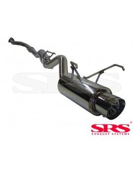 Honda Civic 01-05 Type R EP3 SRS Stainless Steel G55 Catback