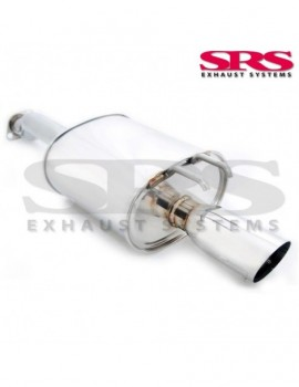 Honda Civic 92-00 3D/DelSol 92-97 SRS Stainless G35 Exhaust